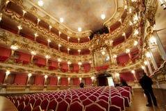 Het Theater van Cuvillies Royalty-vrije Stock Foto