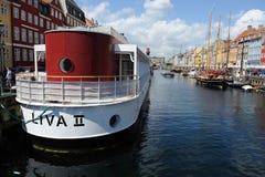 Het Theater van de boot Royalty-vrije Stock Afbeeldingen