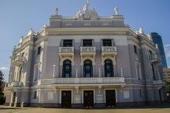 Het theater van de opera Stock Afbeeldingen