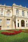 Het Theater van de opera Stock Foto