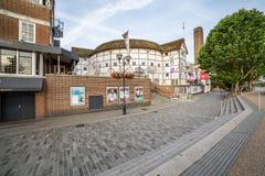 Het Theater van de Shakespearesbol in Londen Royalty-vrije Stock Foto's