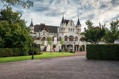 Het theater van het Efteling-themapark in Nederland stock afbeelding