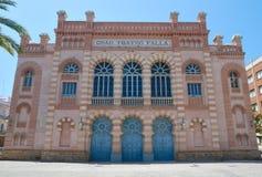 Het Theater van Falla Stock Afbeeldingen