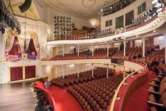 Het Theater van Ford Royalty-vrije Stock Afbeeldingen