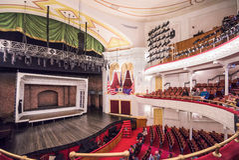 Het Theater van Ford in gelijkstroom Stock Afbeelding