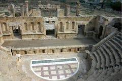 Het theater van Jerash Royalty-vrije Stock Afbeelding