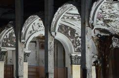 Het Theater van Michigan in Detroit stock fotografie