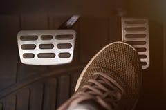 Het thema van de aandrijvingsauto stock foto's
