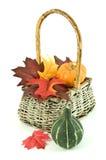 Het thema van de herfst Royalty-vrije Stock Foto