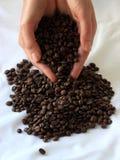 Het thema van de koffiecultuur Royalty-vrije Stock Foto's
