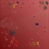 Het thema van de liefde Stock Foto's