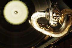 Het thema van de muziek Royalty-vrije Stock Fotografie