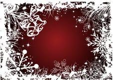 Het thema van de winter Royalty-vrije Stock Afbeelding
