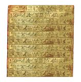 Het thema van Egypte Royalty-vrije Stock Foto