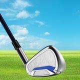Het thema van het golf Stock Foto