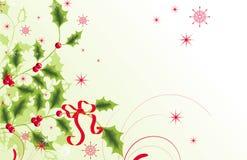 Het thema van Kerstmis. Royalty-vrije Stock Foto