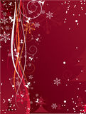 Het thema van Kerstmis. Stock Afbeeldingen