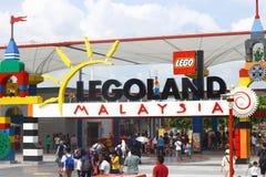 Het Themapark van Legolandmaleisië Royalty-vrije Stock Fotografie