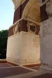 Het Thiepval-Gedenkteken aan het Missen van de Somme Royalty-vrije Stock Afbeeldingen
