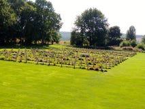 Het Thiepval-Gedenkteken aan het Missen van de Somme Stock Foto's