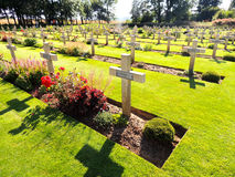 Het Thiepval-Gedenkteken aan het Missen van de Somme Stock Foto