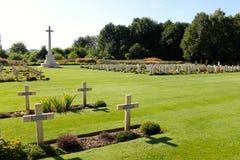 Het Thiepval-Gedenkteken aan het Missen van de Somme Royalty-vrije Stock Fotografie