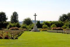 Het Thiepval-Gedenkteken aan het Missen van de Somme Royalty-vrije Stock Foto's