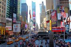 Het Times Square van de Stad van New York royalty-vrije stock afbeelding