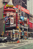 Het Times Square van Hershey Stock Afbeeldingen