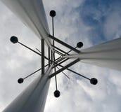 Het toenemen van Driehoek Royalty-vrije Stock Fotografie