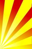 Het toenemen zon Royalty-vrije Stock Fotografie