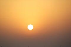 Het toenemen Zon Stock Afbeeldingen