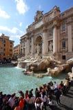 Het toerisme van Rome Royalty-vrije Stock Foto's