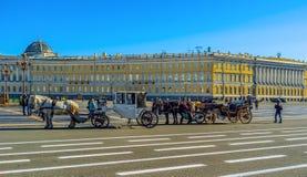 Het toeristenvervoer Royalty-vrije Stock Afbeeldingen