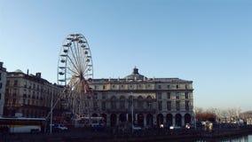 Het Toeristische Oriëntatiepunt van Bayonnebaione Royalty-vrije Stock Afbeeldingen