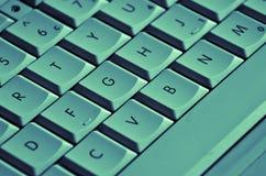 Het Toetsenbord van IT Stock Fotografie