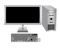 Het toetsenbord van de computer Stock Foto's