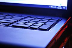 Het toetsenbord van de computer Royalty-vrije Stock Foto's