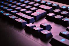 Het toetsenbord van de computer Royalty-vrije Stock Foto