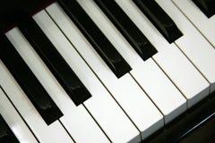 Het toetsenbord van de piano Royalty-vrije Stock Fotografie