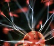 Het toetsenbord van het plasma stock afbeeldingen