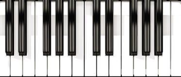 Het toetsenbord van Midi vector illustratie