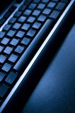 Het Toetsenbord van PC royalty-vrije stock fotografie