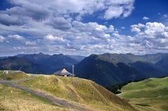 Het toevluchtsoord van de berg Royalty-vrije Stock Fotografie