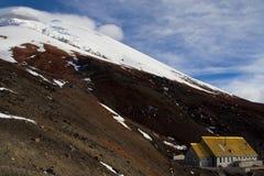 Het Toevluchtsoord van de berg stock afbeeldingen
