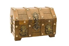 Het Toevluchtsoord van de piraat royalty-vrije stock afbeelding