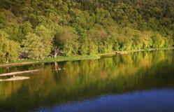 Het toneel Landschap van Pennsylvania Royalty-vrije Stock Afbeeldingen