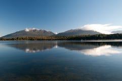 Het Toneellandschap van Nieuw Zeeland Royalty-vrije Stock Foto's