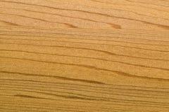 Het tonen van houten textuur en gr. Stock Foto