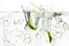 Het tonicum van de jenever royalty-vrije stock afbeelding